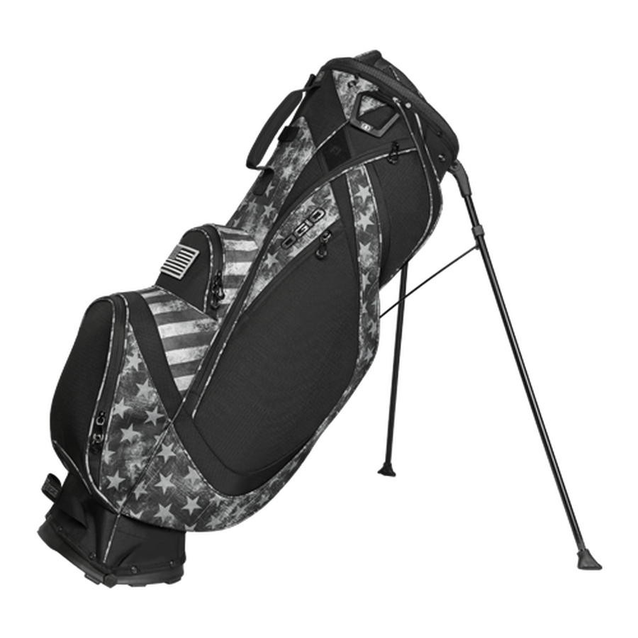 Shredder Golf Stand Bag View 5 4