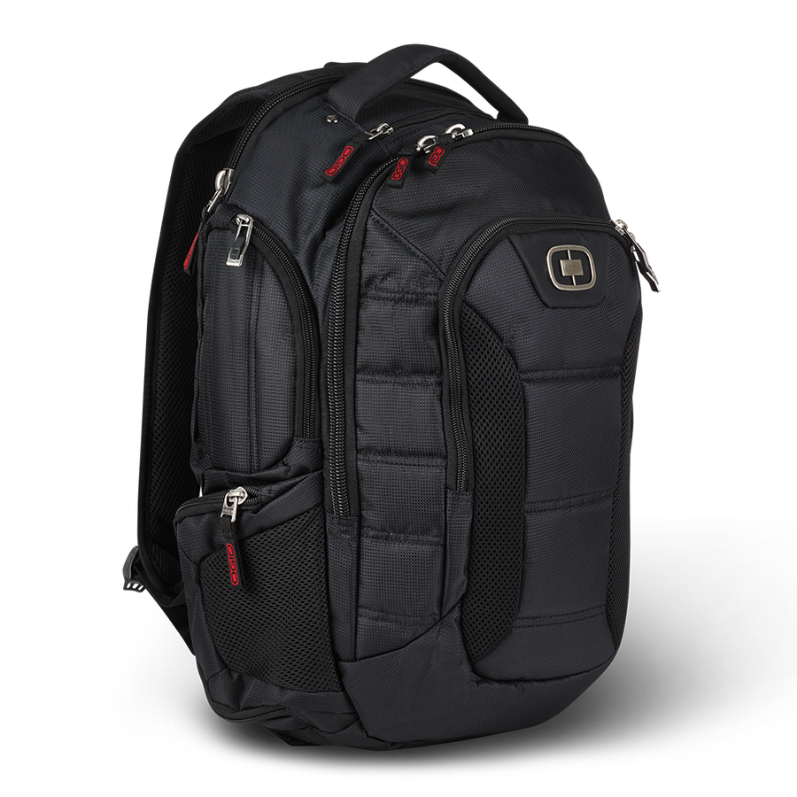 Ogio Bandit Laptop Backpack Softcase Notebook 12 Inch Zipper