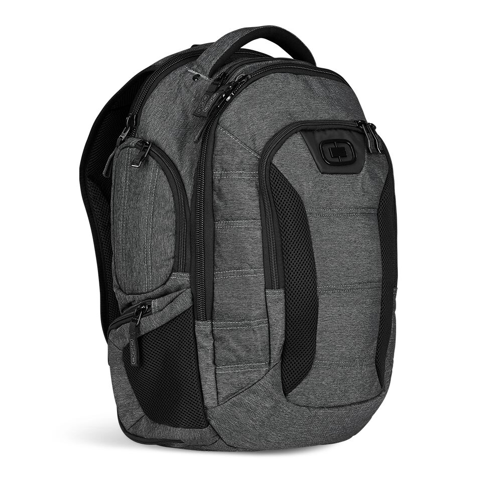 The Bandit Laptop Backpack is the ideal partner for an onthego professional who looks for durability and convenience.