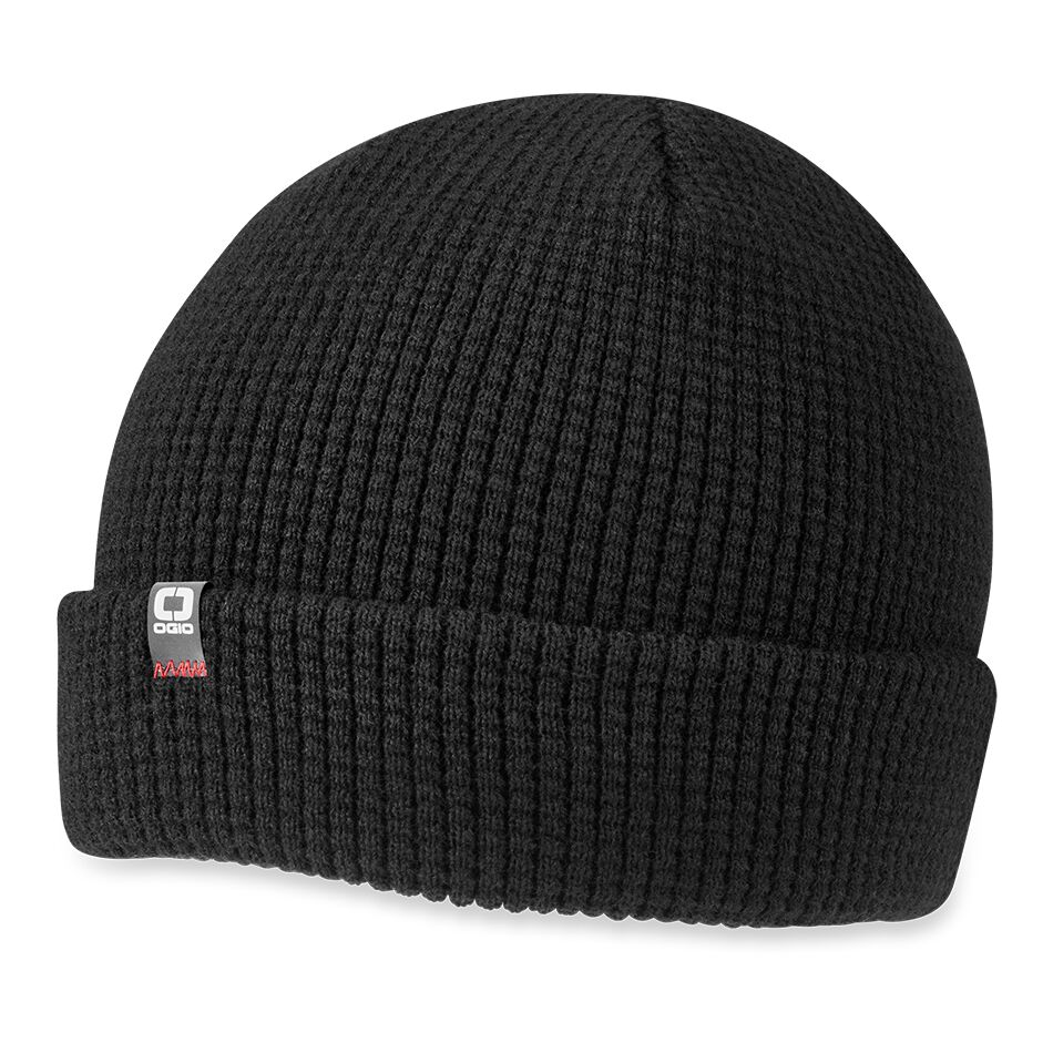 The Alpha Core Badge Beanie is warm and snug, your goto beanie for the cold season.