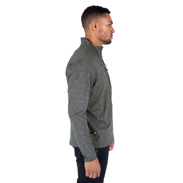 All Elements Stretch Fleece ¼ Zip Pullover - View 5