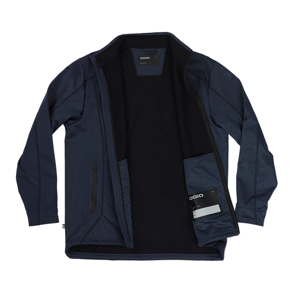 All Elements Tech Full Zip Jacket - View 2
