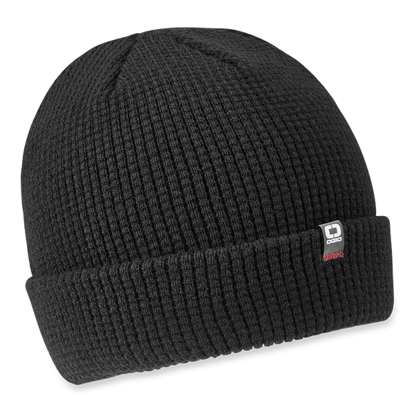 Alpha Badge Beanie - View 2
