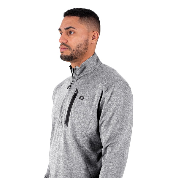 All Elements Stretch Fleece ¼ Zip Pullover - View 7