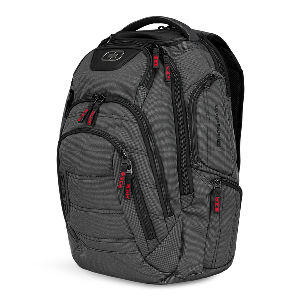 Renegade RSS Laptop Backpack - View 2 2a9b276f539b3