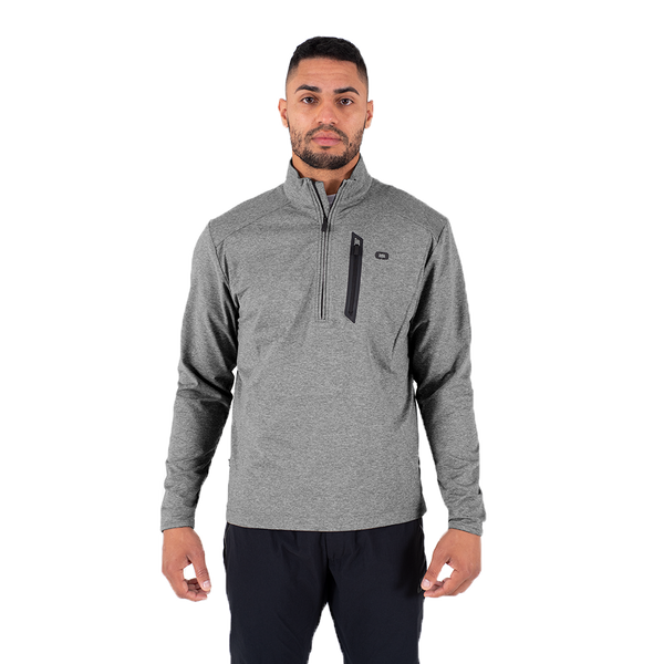 All Elements Stretch Fleece ¼ Zip Pullover - View 3