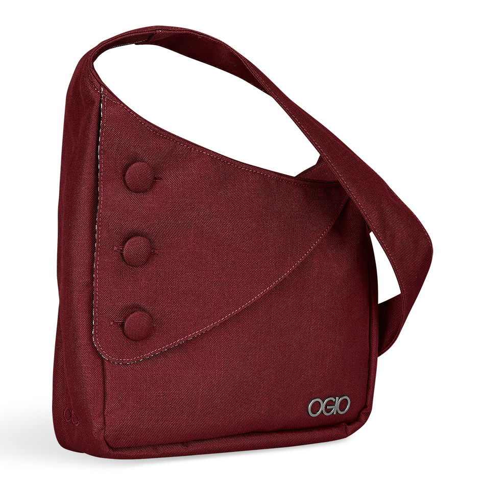 Ogio Brooklyn Women's Tablet Purse OGIO Suitcase Luggage Wine