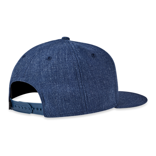 ALPHA Icon Snap Back Hat - View 3