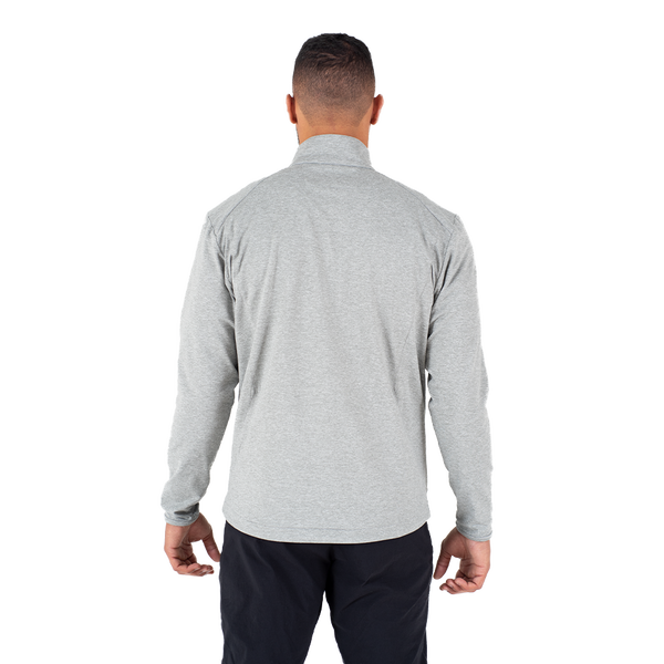 All Elements Stretch Fleece ¼ Zip Pullover - View 6
