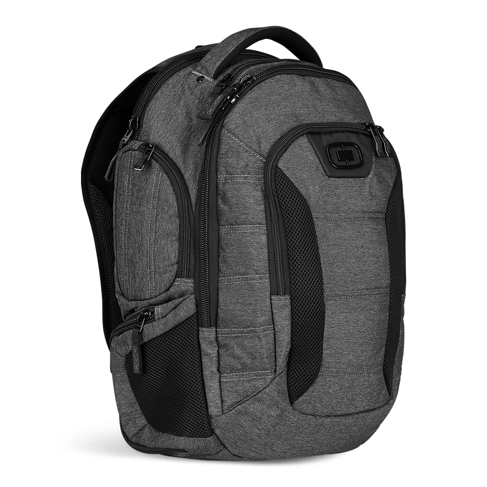 Ogio_Bandit_Laptop_Backpack_Dark_Static