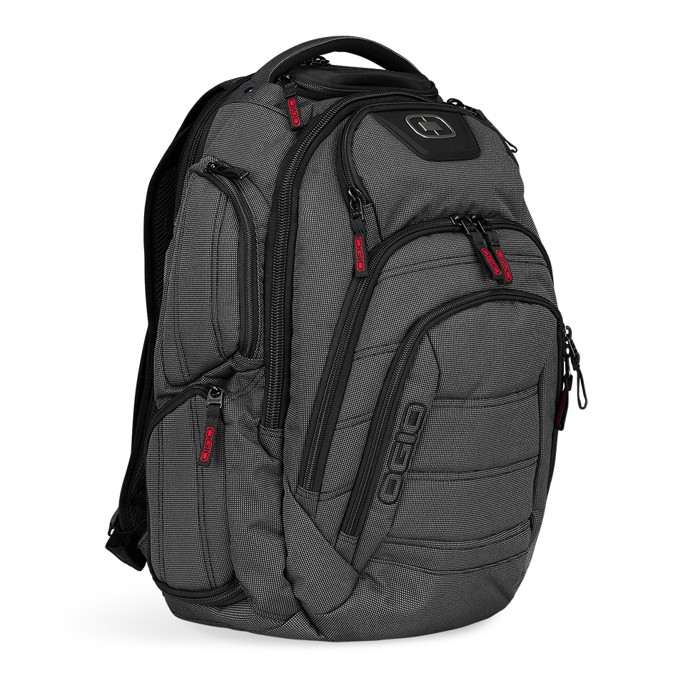 Ogio_Renegade_RSS_Laptop_Backpack_Black_Pindot