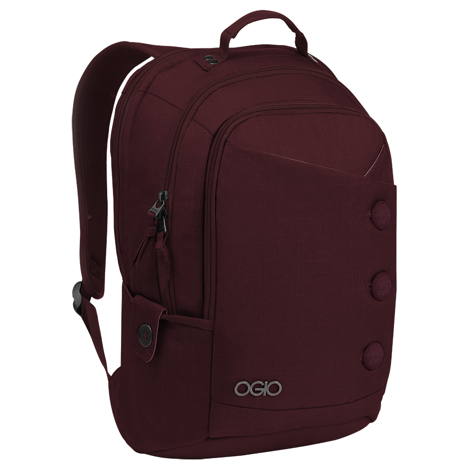 Ogio_Soho_Womens_Laptop_Backpack_Wine
