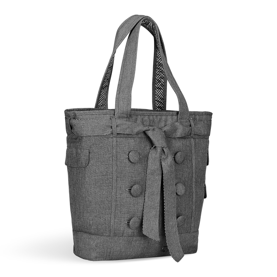 Ogio_Hamptons_Womens_Laptop_Tote_OGIO_Suitcase_Luggage_Grey