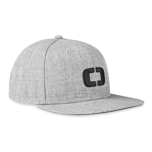 ALPHA Icon Snap Back Hat - View 11