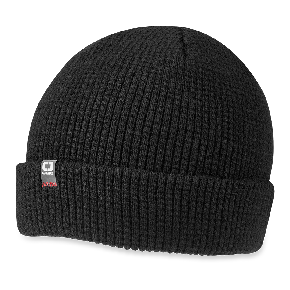 ALPHA Badge Beanie