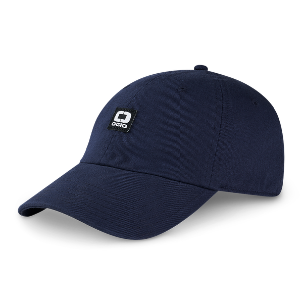 ALPHA Badge Adjustable Hat - View 1