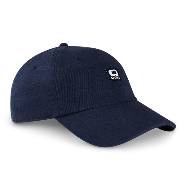 ALPHA Badge Adjustable Hat - View 11
