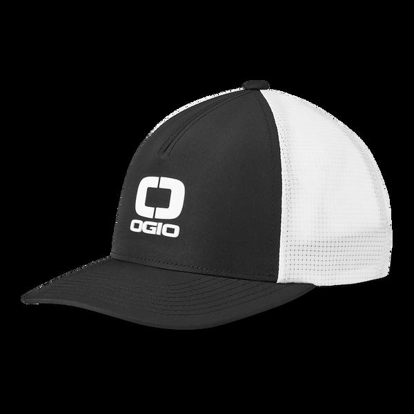 SHADOW Badge Mesh Hat - View 1
