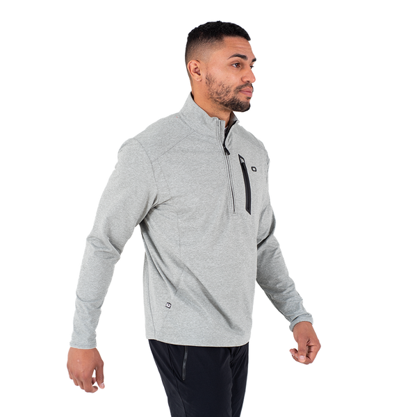 All Elements Stretch Fleece ¼ Zip Pullover - View 31