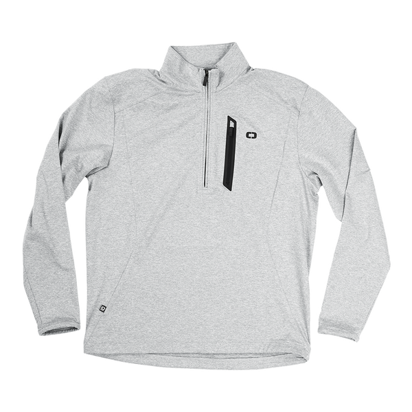 All Elements Stretch Fleece ¼ Zip Pullover - View 1