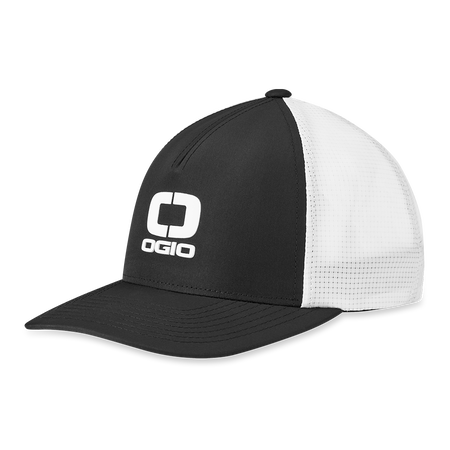 SHADOW Badge Mesh Hat