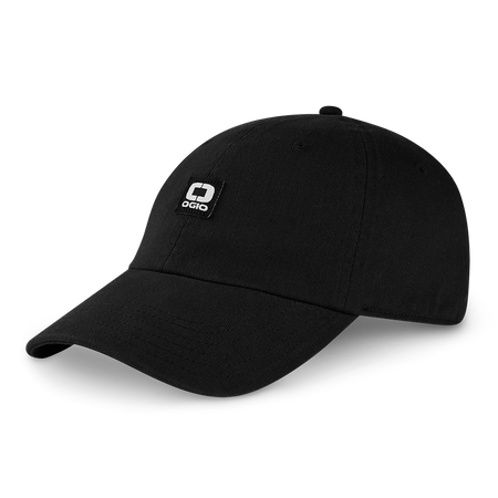 ALPHA Badge Adjustable Hat