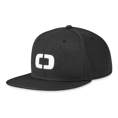 ALPHA Icon Snap Back Hat