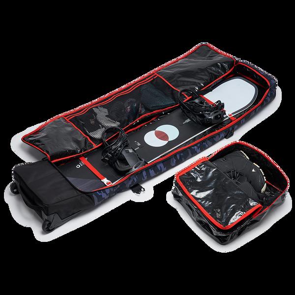 U.S. Ski & Snowboard Team Wheeled Ski/Snowboard Bag - View 31