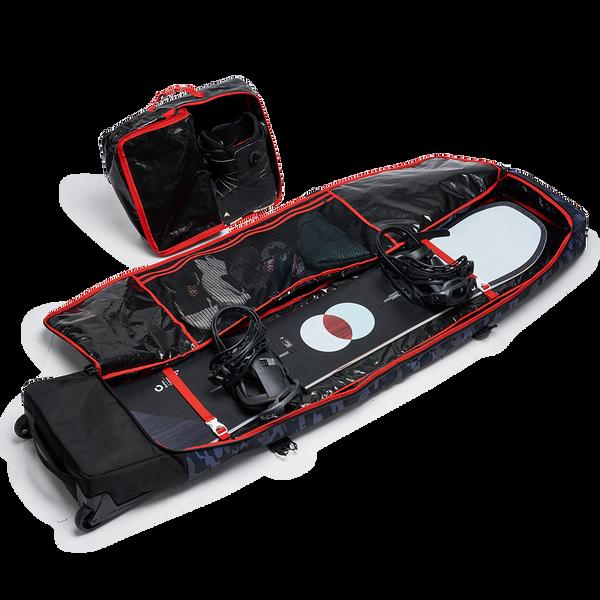 U.S. Ski & Snowboard Team Wheeled Ski/Snowboard Bag - View 41