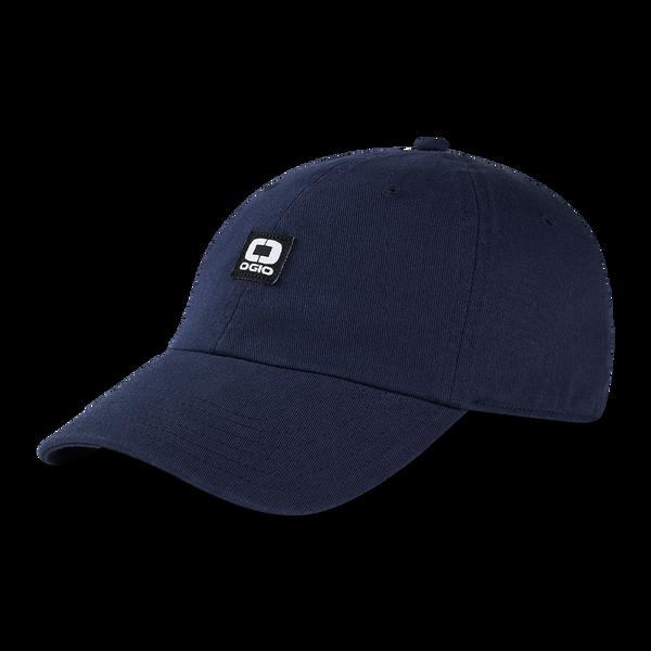 ALPHA Badge Adjustable Hat - View 1