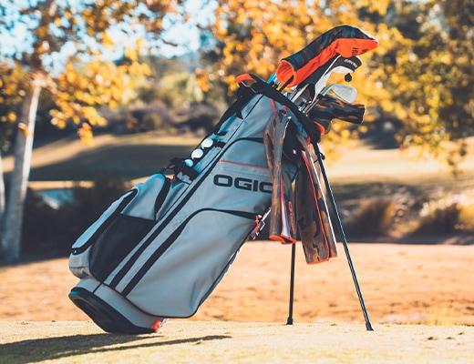 WOODĒ golf bag Collection