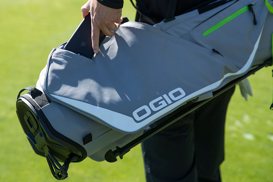 SHADOW Fuse 304 Stand Bag Technology Demonstration 3